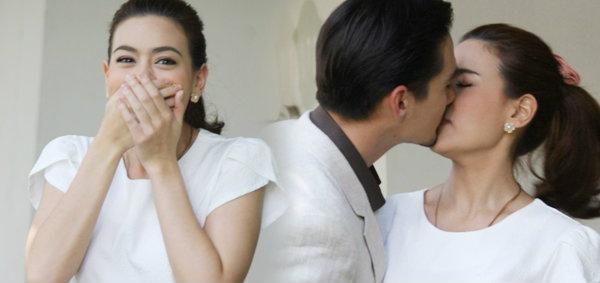 อนันดา เล่นทีเผลอ จูบปากคิมเบอร์ลี ละคร เสือ