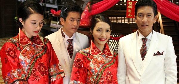 ลั่นระฆัง! ติ๊ก-มิว เข้าพิธีวิวาห์ตามประเพณีจีน ในละคร สิงห์