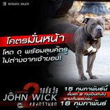john wick 2 หมา