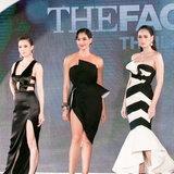 The Face Thailand เมนเทอร์ชุดเก่า