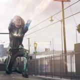 """""""Captain Marvel"""" ซูเปอร์ฮีโร่ผู้ยุบธานอสได้ แต่จะแบก MCU ได้ไหม?"""