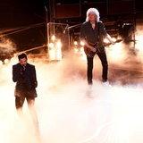 Adam Lambert และ Brian May
