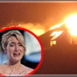 ฮีโร่!!! นางเอกไททานิค ช่วยชีวิตหญิงชราฝ่ากองเพลิง