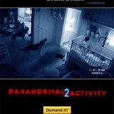 สยองรับฮาโลวีน Paranormal2 แชมป์หนังทำเงิน