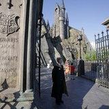 สวนสนุก Harry Potter เปิดแล้ว