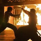 เบื้องหลัง ฉากแอ็คชั่นในเรื่อง Ninja Assassin