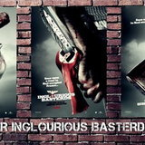 นาซีเลือดกระจาย กับ 3 Poster แรกของ Inglourious Basterds