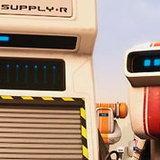 Burn-E บางส่วนที่ขาดหายไปจาก Wall-E