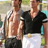 ภาพสุดสวีทของ Jim Carrey และ Ewan McGregor