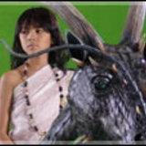 แน็ค-ชาลี สุดปลื้ม ได้ขี่ม้านิลมังกร ใน สุดสาคร