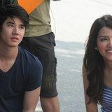 พระ-นาง รักสุดTEEN ให้กำลังใจชาวไทยฝ่าวิกฤติน้ำท่วม