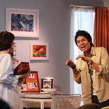 แดน ย่องเข้าบ้านกุ๊กกิ๊ก ส้ม ประเดิมฉากแรกละคร สุดยอด