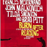 หนัง BURN AFTER READING