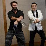 Wolverine เต้น Gangnam Style