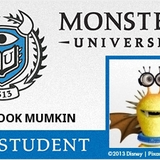 MU: Create-A-Monster