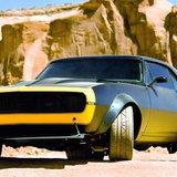 1967 Chevrolet Camero (Bumblebee)