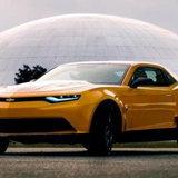 2014 Chevrolet Camero (Bumblebee)