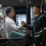 เทอร์เรนซ์ โฮเวิร์ด Iron Man