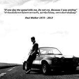พอล วอร์คเกอร์จะไม่ตายในหนังFast