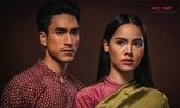 """เผยแล้ว! ภาพฟิตติ้งนักแสดง """"ลายกินรี"""" ในชุดผ้าไทยโบราณ"""