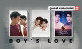 วายในก้าวต่อไป เราจะเห็นอะไรกับ Boy's Love กันบ้าง โดย แอดมินเพจกะเทยนิวส์