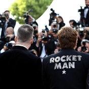 """Rocketman"" กระหึ่มคานส์ 2019! ""ทารอน อีเกอร์ตัน"" หลั่งน้ำตาหลังได้รับเสียงปรบมือกึกก้อง"