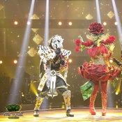 the mask วรรณคดีไทย กรุ๊ปไม้โท