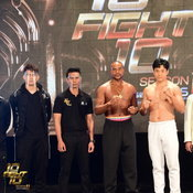 10 fight 10 ซีซั่น 2 รัศมีแข vs เอ็กซ์ ธิตินันท์