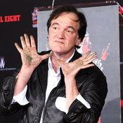 Quentin Tarantino Pierce Brosnan