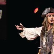 จอห์นนี เดปป์ ขอสานต่อตัวละครกัปตันแจ็ก สแปร์โรว์ แม้ต้องแสดงในงานวันเกิดเด็ก