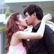 ฉากจูบละครไทย
