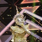 the mask line thai กรุ๊ปไม้โท