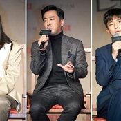 งานแถลงข่าว Kingdom ที่ประเทศเกาหลี