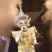 the mask line thai
