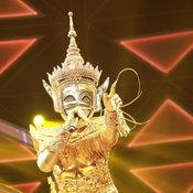 the mask line thai ชิงแชมป์