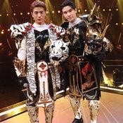 the mask วรรณคดีไทย หน้ากากหลวิชัยคาวี