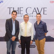 the cave นางนอน ทอม วอลเลอร์