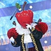 the mask mirror หน้ากากแอปเปิ้ล