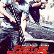 หนัง Fast & Furious 5
