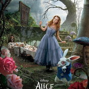 หนัง ALICE IN WONDERLAND