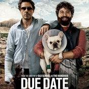 หนัง DUE DATE