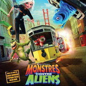 หนัง Monsters VS. Aliens