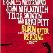 หนัง BURN AFTER READING