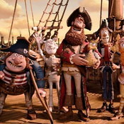 The Pirates ! Band of Misfits