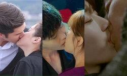 วันจูบแห่งชาติ! หัวใจทำงานหนัก ละคร 4 เรื่อง จูบพร้อมกันโดยไม่ได้นัดหมาย!