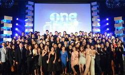 """คุณถกลเกียรติ วีรวรรณ นำทัพศิลปินนักแสดง  เปิดตัวทีวีช่อง One ในงาน """"One ดี Day"""""""