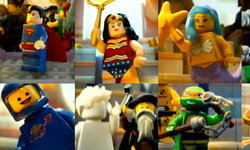 คืบหน้า The Lego Movie 2 และโปรเจ็คแยกจาก Lego