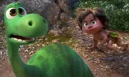 """ภาพยนตร์อนิเมชั่นสุดอลังกับตัวอย่างใหม่ใน """"The Good Dinosaur"""""""