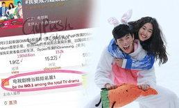 I Wanna Be Sup'Tar เปรี้ยง! คนแห่เข้าชมขึ้นอันดับ 1 เว็บไซต์จีน