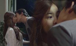 """มุก-มายด์ เปิดใจรัก เต๋า-เมฆ จูบแน่นส่งท้าย """"Kiss the series รักต้องจูบ"""""""